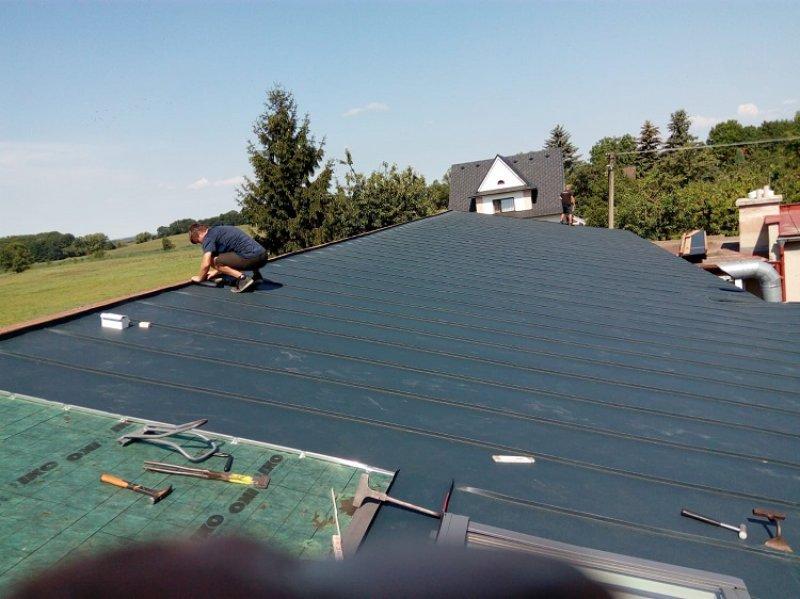 Střechy Petena - Klempířství