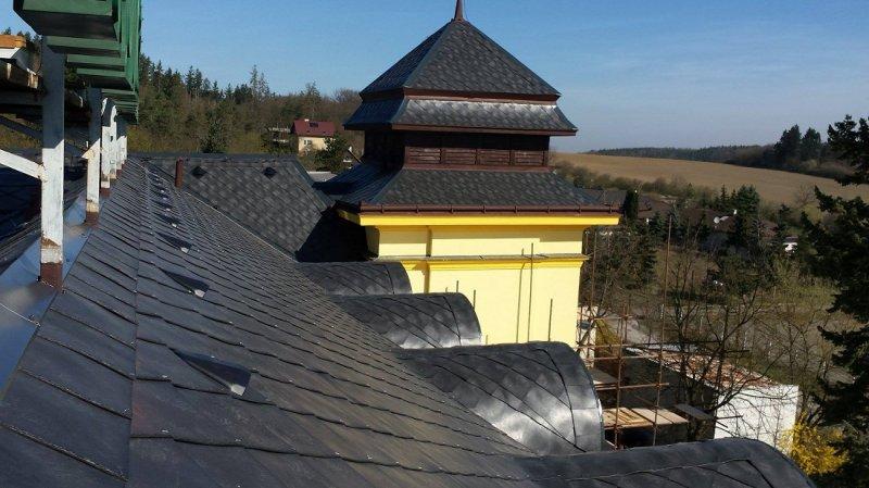 Střechy Petena - Pokrývačství