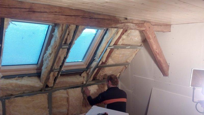 Střechy Petena - Půdní vestavby